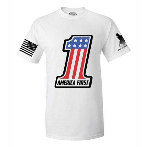 Image of AMERICA FIRST MENS SHIRT