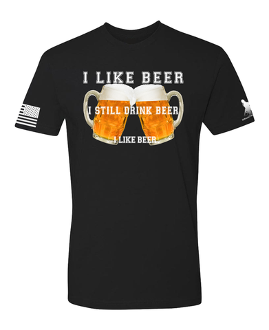 Image of I Like Beer T-Shirt