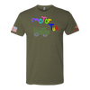 MOTOR TUH-Crayon Shirt (OD OR CHARCOAL GRAY)