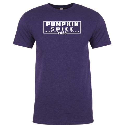 Pumpkin Spice 2020 Mens T-Shirt