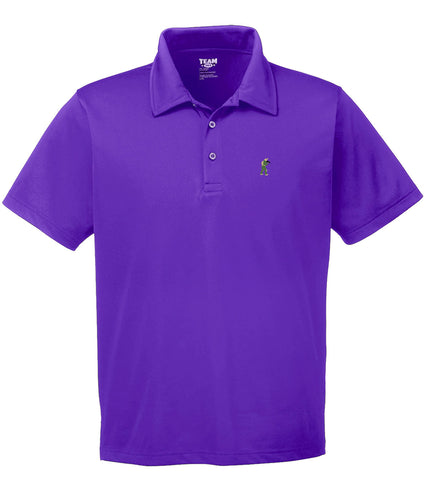 Image of Value-Sport TactiPolo -Purple