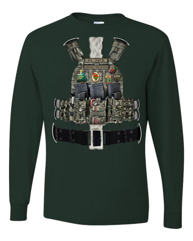 Image of Tactical Santa Long Sleeve