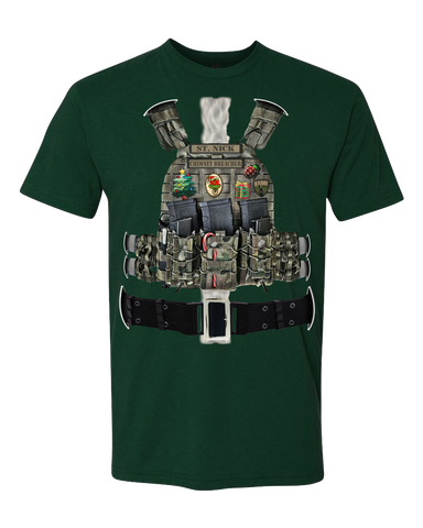 Image of Tactical Santa T-Shirt