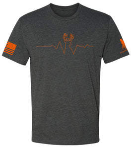 Hunting Pulse-Stag - Tee