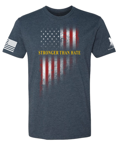 Stronger Than Hate-t-shirt