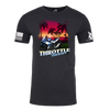 "THROTTLE THERAPY ""SPORT BIKE"" (FRONT OR BACK PRINT) (MULTIPLE COLORS AVAILABLE)"