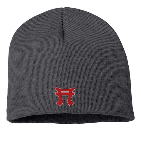 Custom Embroidered Torii Knit Beanie