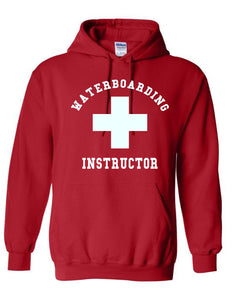 G4G Water Boarding Instructor Hoodie