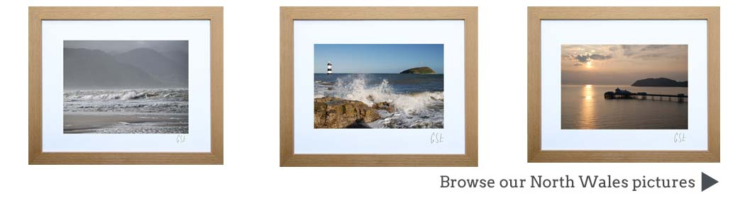 Prints of North Wales