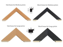 North Wales picture frame options