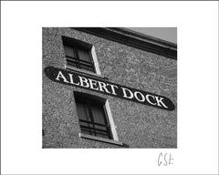 Picture of the Albert Dock Liverpool