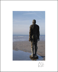 Picture of Crosby Beach, Liverpool