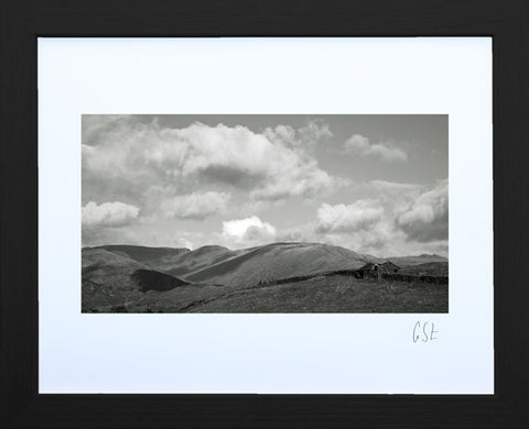 'Big sky over Ambleside' print