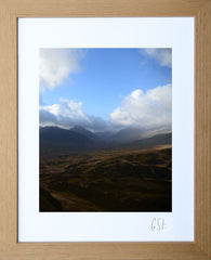 Picture of Crimpiau, Tryfan and Ogwen Valley