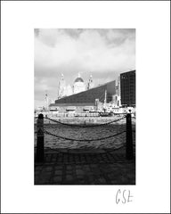 Picture of the Albert Dock, Liverpool