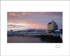 Picture of Llandudno in winter