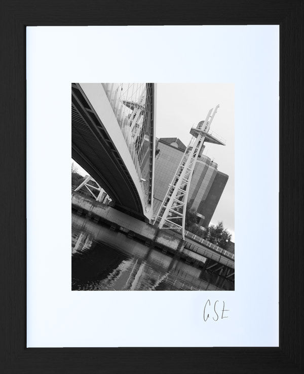 'Salford Quays perspective' print