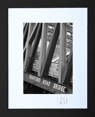 'Trafford Road Bridge' print