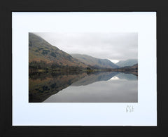 'Reflections on Ullswater 1' print