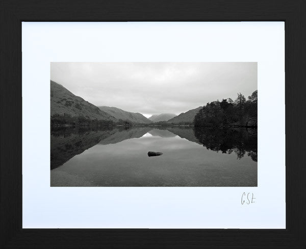 'Reflections on Ullswater 2' print