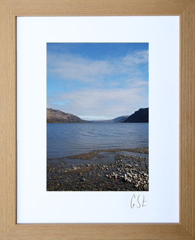'Ripples on Ullswater' print
