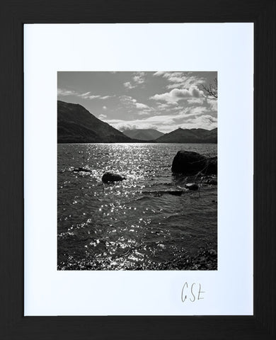 'Sunlight on Ullswater' print