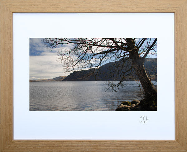 'Sunshine on Ullswater' print