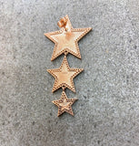 Sugar Pink Starway Earring