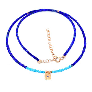 Azure 2 Necklace