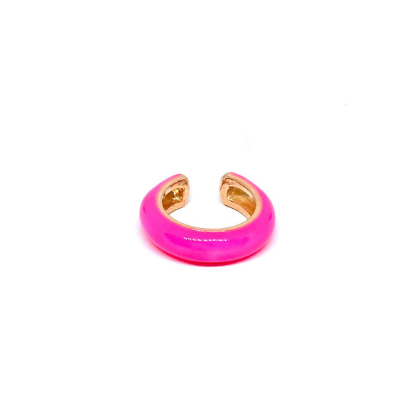 Neon Colored Ear Cuff