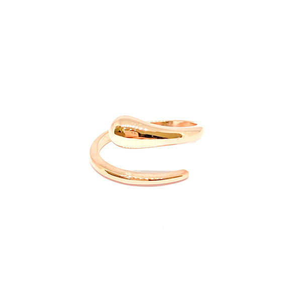 Plain Rettile Ring