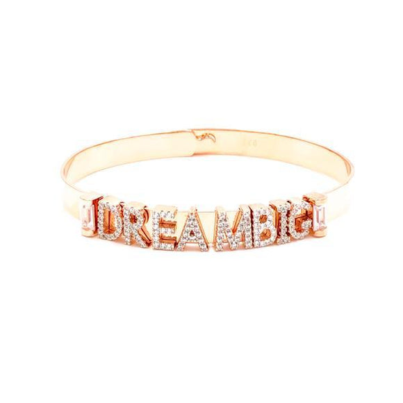 Dream Big Cuff