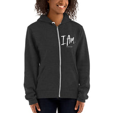 "Load image into Gallery viewer, Hoodie ""I AM"" sweater"