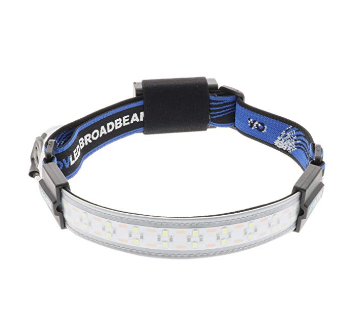 Revolutionary Outdoor Headlamp