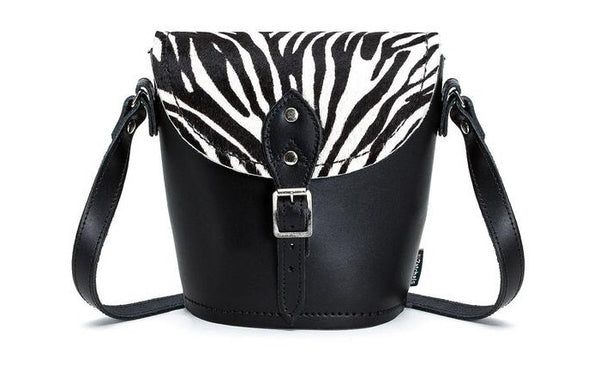Zatchels Bag Spotlight: The Zebra Print Bags Collection
