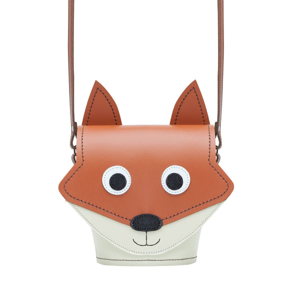 Foxy Fox Handmade Leather Bag