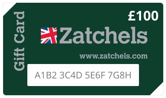 Zatchels Gift Card - £100