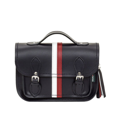 Empire Leather Midi Satchel - Midi Satchel - Zatchels