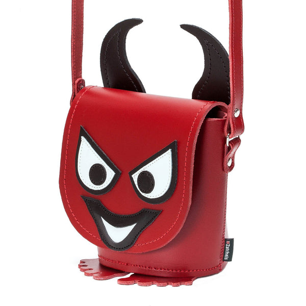 Fiend Horror Leather Novelty Bag - Novelty Bag - Zatchels