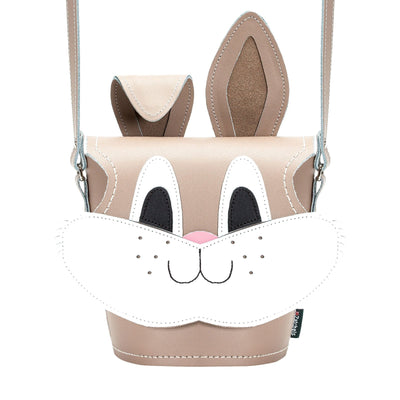 Jack Rabbit Leather Bag - Novelty Bag - Zatchels