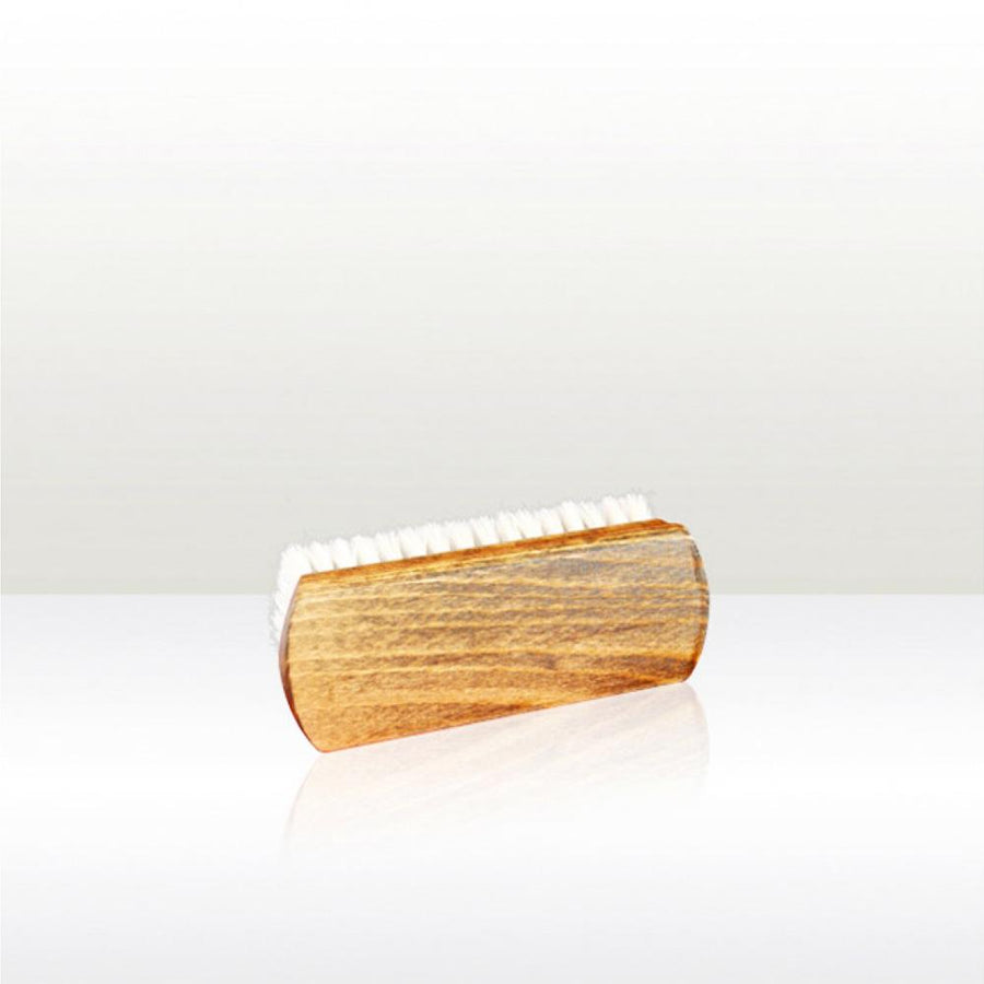 Luxury Goat Hair Brush - Care Products - Zatchels