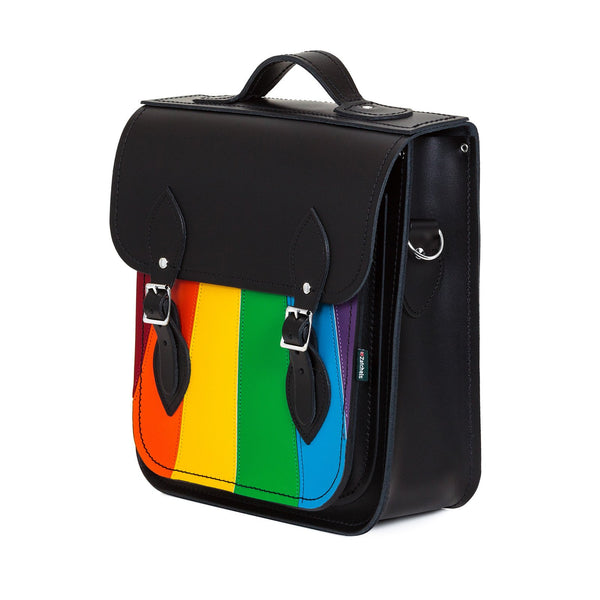 Pride Leather City Backpack - Backpack - Zatchels