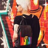 Leather Backpack - Pride