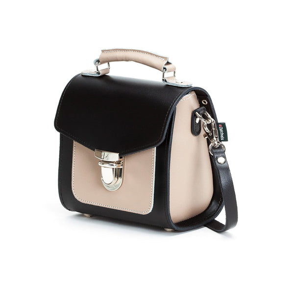 Cafe Noir Leather Sugarcube - Sugarcube - Zatchels