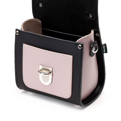 Rose Truffle Leather Sugarcube - Sugarcube - Zatchels