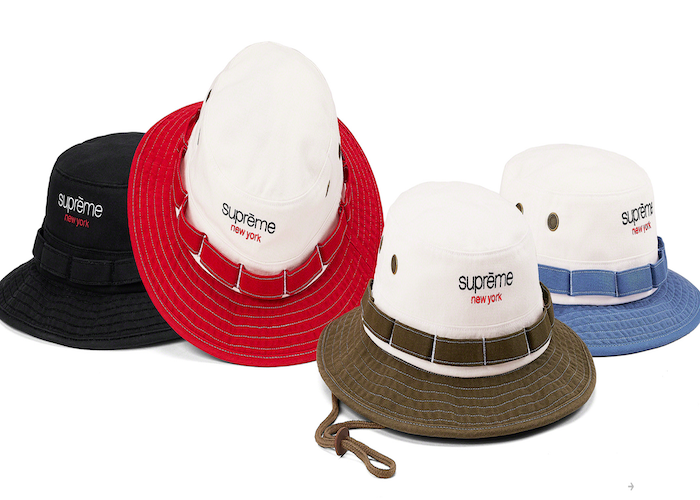 SUPREME CONTRAST BOONIE (2020S/S)