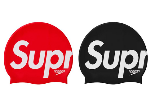 SUPREME SPEEDO SWIM CAP (2020S/S)
