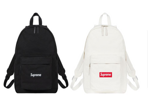 SUPREME CANVAS BACKPACK (2020FW)