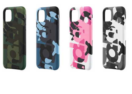 SUPREME CAMO IPHONE CASE (2020FW)