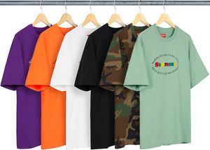 SUPREME NOTHING ELSE S/S TOP (2020S/S)